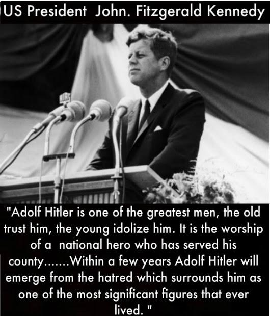 JFK-Hitler